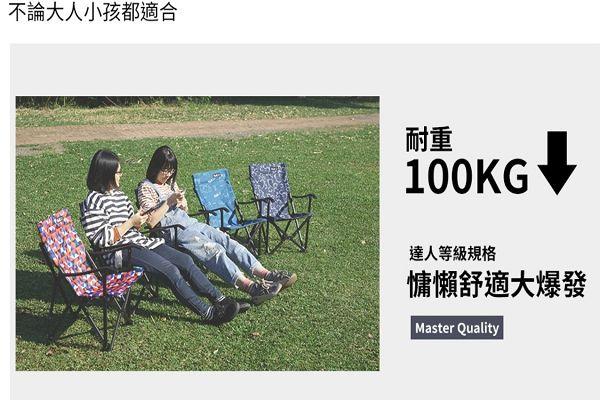 NTC19GB 努特NUIT 夏威夷鋁合金小川椅  迷你大川椅 休閒椅 導演椅 兒童椅  售:990元 1