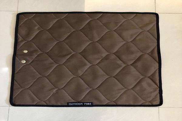[LOWDEN客製化地墊] 營舞者T8-200 (帳內用)全鋪棉防潑水地墊 1