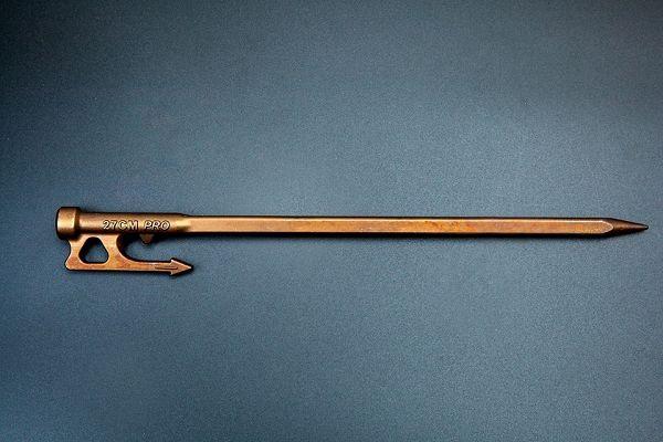 SF魚槍釘(魚槍釘20支送捲式營釘袋) 1